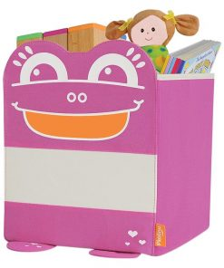 Mess Eaters Cube Storage Bin