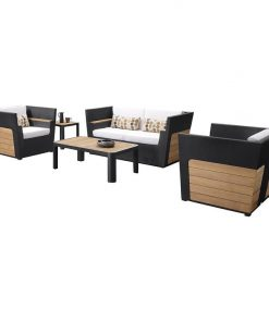 Greenwich 5-Piece Outdoor Lounge Setting