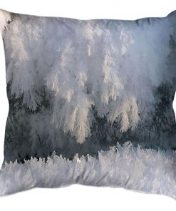 A Wintry Tale Cushion