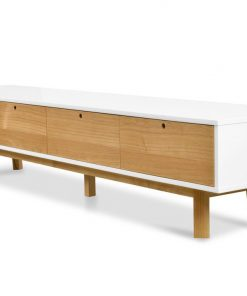 Irene Scandinavian Lowline TV Entertainment Unit