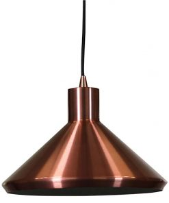Bengt Pendant Light | Copper