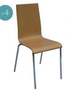 Belle Dining Chair (Set of 4)