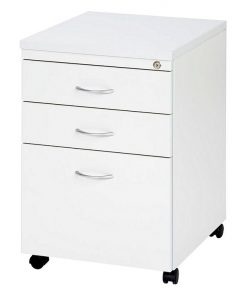 Velocity Mobile 3 Drawer Filing Cabinet