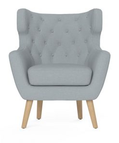 Harford Armchair Heron Grey