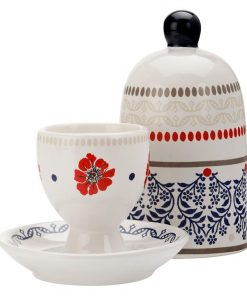 Cottage Kitchen Egg Cup Set