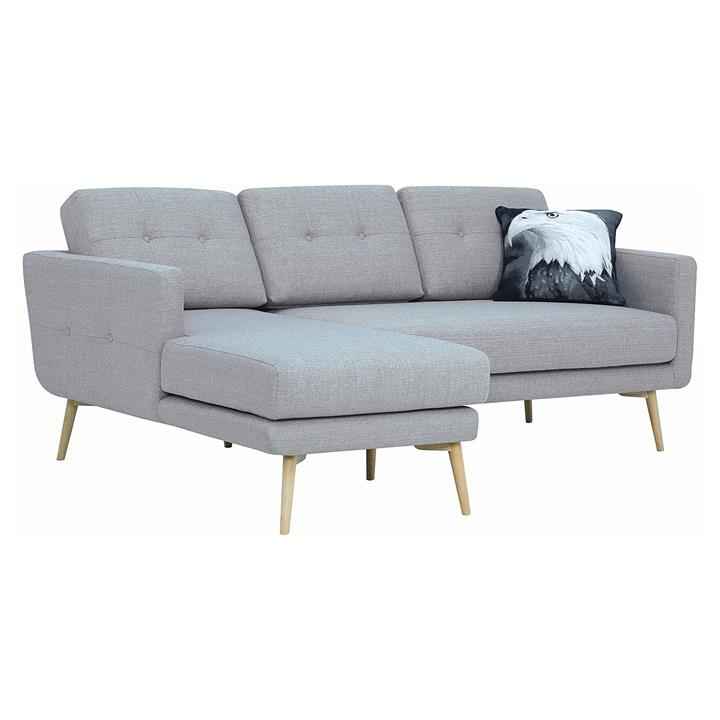 Mundey 3 Seater Left Chaise Lounge