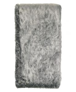 Aspen Faux Fur Throw