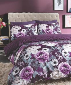 Tempest Reversible Quilt Cover Set
