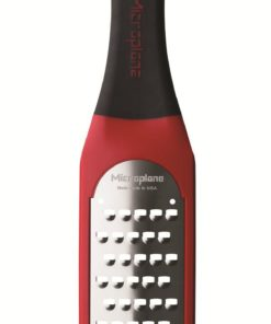 Microplane Artisan Series Extra Coarse Grater  Red