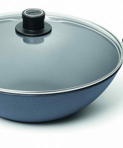 Woll Diamond Lite Wok With Lid 34cm