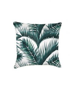 Palm Fronds Indoor/Outdoor Cushion