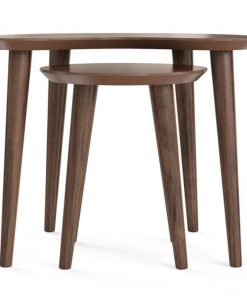 Olsen Nest of Tables Cocoa Brown