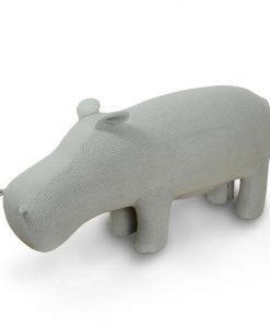Harry the Hippo Kids Chair - Light Grey by Interior Secrets - AfterPay Available