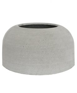 Silo 25cm Stone Planter - Sage by Interior Secrets - AfterPay Available