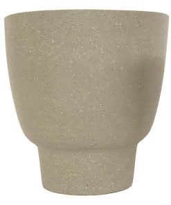 Siri 30cm Stone Vessel - Natural by Interior Secrets - AfterPay Available