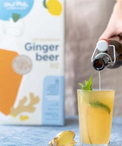 Mad Millie Make Your Own Old Fashioned Ginger Beer Kit