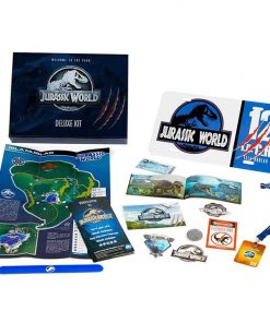 Officially Licensed Jurassic World Deluxe Collectors Kit