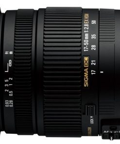 Sigma 17-50mm f/2.8 EX DC OS HSM Lens - Canon