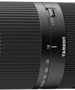 Tamron AF 18-200mm f/3.5-6.3 Di III VC Black Lens - Canon EOS M