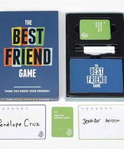 The Best Friend Game | How Well Do You Know Your BFF?