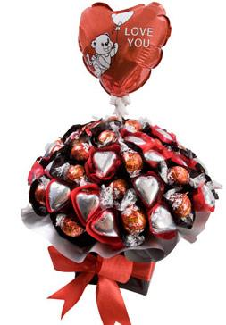 So Loved - Valentines Day Gift - FREE BALOON