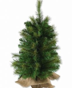 Balsam Pine Table Top Tree - 65cm