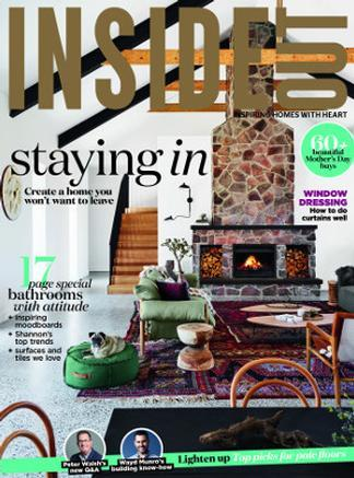 Inside Out Magazine 12 Month Subscription