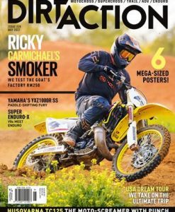 Dirt Action Magazine 12 Month Subscription