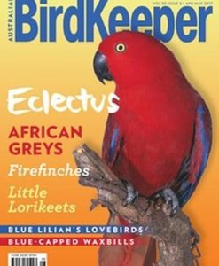Australian BirdKeeper Magazine 12 Month Subscription