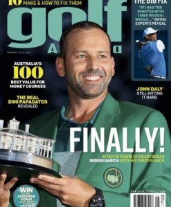 Golf Australia Magazine 12 Month Subscription