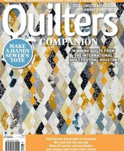Quilters Companion Magazine 12 Month Subscription
