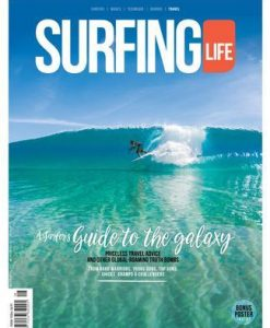 SURFING LIFE Magazine 12 Month Subscription