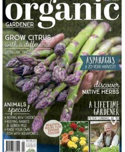 ABC Organic Gardener Magazine 12 Month Subscription