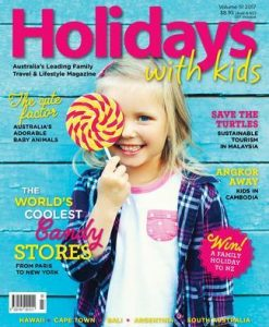 Holidays with Kids Magazine 12 Month Subscription