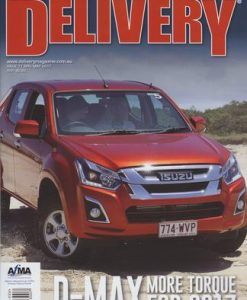Delivery Magazine 12 Month Subscription