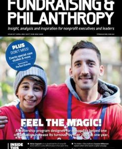 Fundraising and Philanthropy Magazine 12 Month Subscription