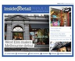 Inside Retail WEEKLY Magazine 12 Month Subscription