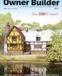 The Owner Builder Magazine 12 Month Subscription
