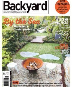 Backyard Magazine 12 Month Subscription