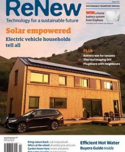 ReNew: Technology for a Sustainable Future Magazine 12 Month Subscription