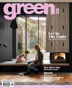 green Magazine 12 Month Subscription