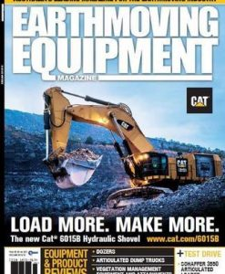 Earthmoving Equipment Review Magazine 12 Month Subscription