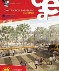 Construction Engineering Australia Magazine 12 Month Subscription