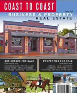 Coast to Coast Business & Property Advertiser Magazine 12 Month Subscription