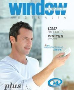 Window Furnishings Australia Magazine 12 Month Subscription