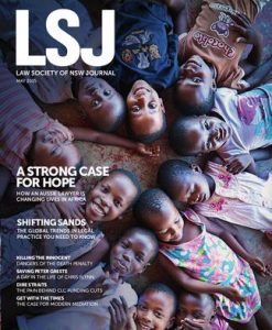 The Law Society Journal Magazine 12 Month Subscription