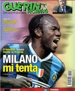 Guerin Sportivo (Italy) Magazine 12 Month Subscription