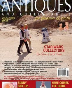 Antiques and Collectables for Pleasure & Profit Magazine 12 Month Subscription