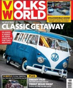 Volksworld (UK) Magazine 12 Month Subscription
