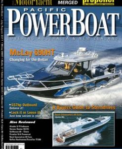 Pacific PowerBoat Magazine 12 Month Subscription